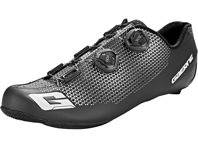 Gaerne Carbon G.Chrono Chaussures de cyclisme Homme, black